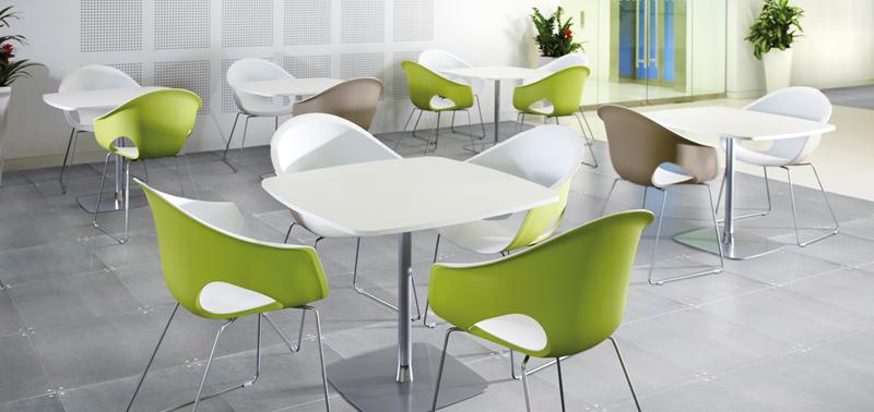 Бюджетная мебель для кафе