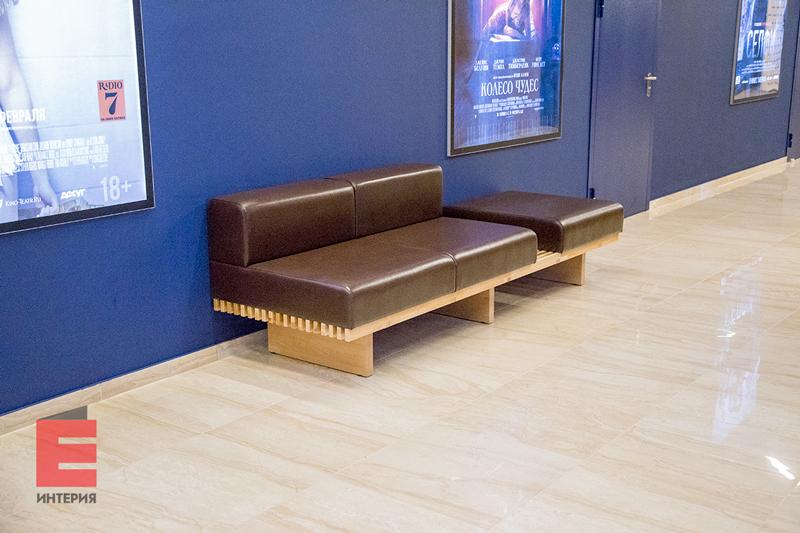 мебель для кинотеатров